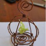 Hướng dẫn làm lồng chim đơn giản từ dây thừng