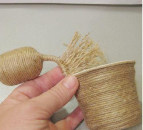 cách làm ống đựng đồ từ vỏ hộp