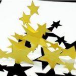 Hướng dẫn làm thiệp 3D hình ngôi sao đẹp mắt