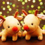 Hướng dẫn làm chú Tuần Lộc nhồi bông cho giáng sinh