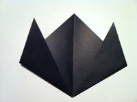 gấp con mèo origami