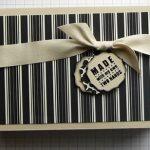 Hướng dẫn gấp hộp quà bằng giấy kiểu Anh Quốc