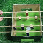 Hướng dẫn làm bàn bóng bi lắc từ giấy bìa cứng
