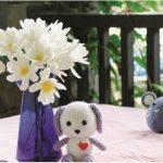 Hướng dẫn làm hoa cúc họa mi từ giấy nhún