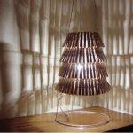 Hướng dẫn làm đèn tầng treo nha từ kẹp gỗ