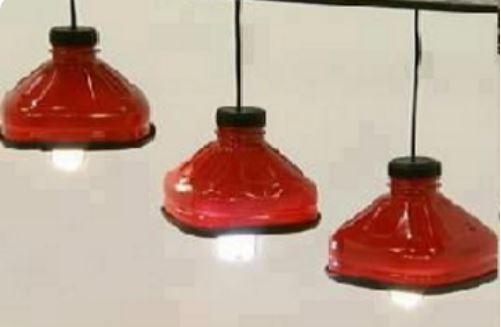 làm đèn treo bằng chai nhựa