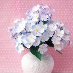 Hướng dẫn cách làm lọ hoa giấy trang trí ở nhà