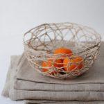 Hướng dẫn làm tô đựng trái cây đơn giản từ dây thừng