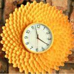 Hướng dẫn làm đồng hồ độc đáo từ muỗng nhựa