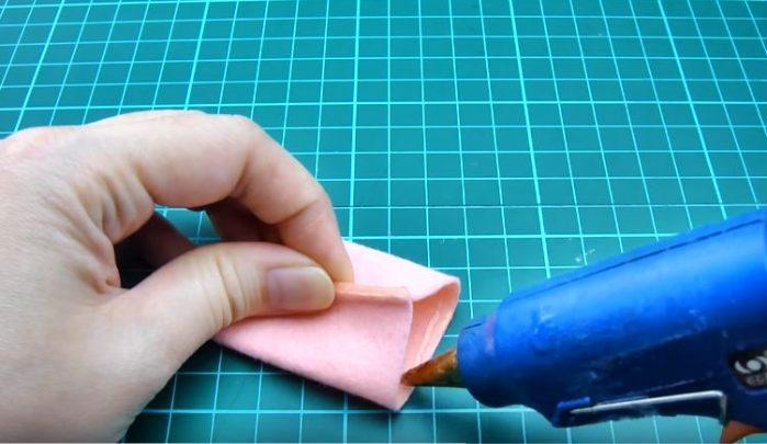 cách làm balo dây mini