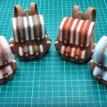 Doll Mini | Hướng dẫn làm balo học sinh đơn giản