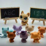 Doll Mini | Hướng dẫn cách làm bảng học đơn giản