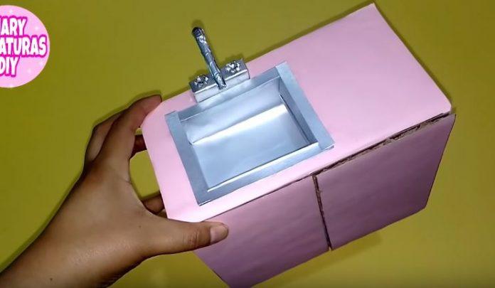 cách làm bồn nước