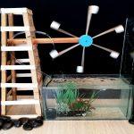 Hướng dẫn làm đài phun nước và hồ cá