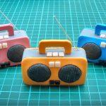 Doll Mini | Hướng dẫn cách làm đài radio