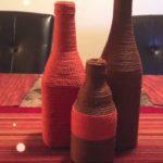Cách làm chai bằng dây thừng đơn giản