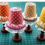 Dollhouse | Hướng dẫn làm đèn để bàn đơn giản
