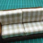 Doll Mini | Hướng dẫn làm ghế sofa đơn giản
