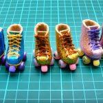 Dollhouse   Hướng dẫn cách làm giày trượt tuyết