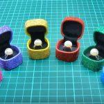 Doll Mini | Hướng dẫn làm hộp đựng nhẫn đơn giản