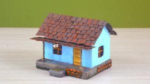 cách làm nhà cổ cũ kĩ