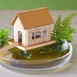 Hướng dẫn làm nhà nhỏ trong nước từ tăm tre