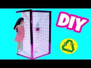 cách làm nhà tắm handmade