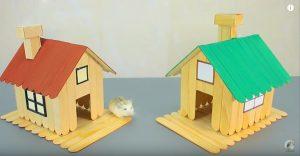 cách làm nhà tí hon hamster