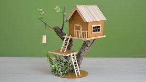 cách làm nhà trên cây