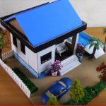 Hướng dẫn cách tạo ngôi nhà và khu vườn tí hon