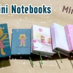 Dollhouse | Hướng dẫn làm notebooks siêu đẹp