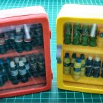 Dollhouse | Hướng dẫn cách làm tủ đựng nước mini