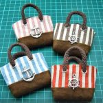 Dollhouse | Hướng dẫn làm túi xách đơn giản từ vải nỉ