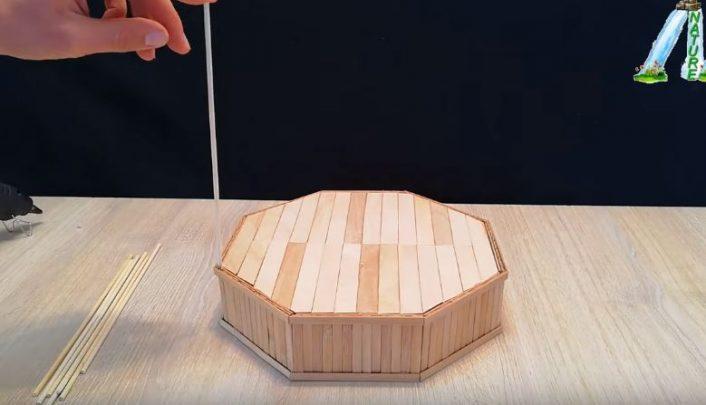cách làm túp lều đơn giản