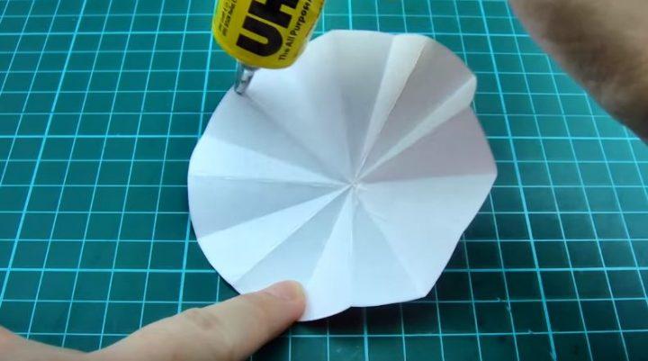 hướng dẫn cách làm chiếc ô