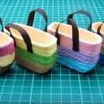 Dollhouse | Hướng dẫn cách làm túi đựng đồ