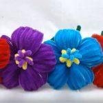 Doll Mini | Hướng dẫn cách làm một bông hoa siêu đẹp