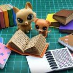 Doll Mini | Hướng dẫn cách làm quyển sách đơn giản