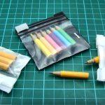 Doll Mini | Hướng dẫn làm cây bút chì từ giấy