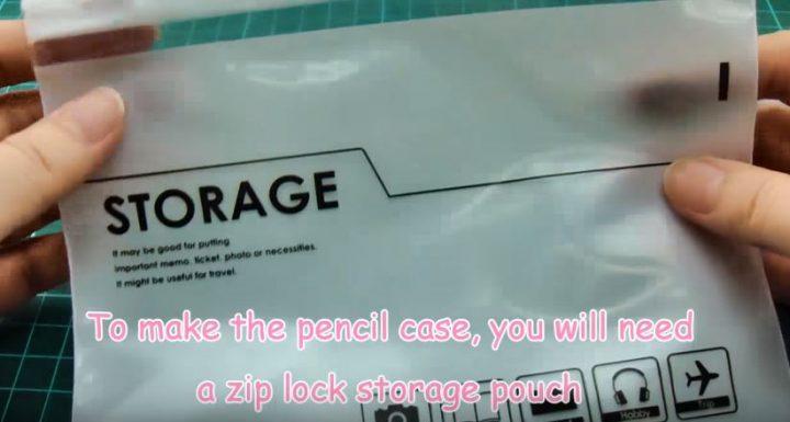hướng dẫn làm bút chì