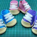 Doll Mini | Hướng dẫn cách làm giày mini đơn giản