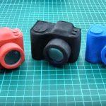 Doll Mini | Hướng dẫn cách làm máy ảnh từ vải nỉ