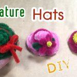 Dollhouse   Hướng dẫn làm mũ siêu đẹp ngày Noel