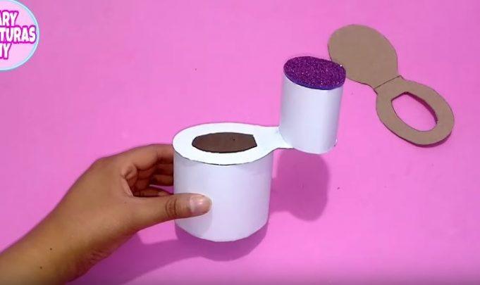 hướng dẫn làm nhà vệ sinh mini