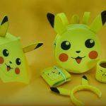 Doll Mini | Hướng dẫn làm đồ dùng Pikachu