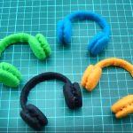 Doll Mini | Hướng dẫn cách làm tai nghe siêu dễ thương