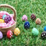 Dollhouse | Hướng dẫn làm quả trứng và giỏ đựng
