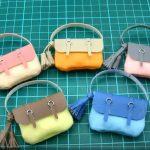 Doll Mini | Hướng dẫn làm túi xách đơn giản