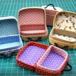 Dollhouse | Hướng dẫn cách làm vali xách tay
