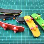 Doll Mini | Hướng dẫn cách làm ván trượt đơn giản